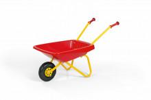 Dětské zahradní kolečko plastové červené Rolly Toys