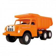 DINO TOYS 645011 Auto TATRA 148 sklápěcí oranžová 72 cm