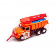 DINO TOYS 645370 Auto TATRA 148 sklápěcí oranžová SET 30 cm