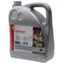 Olej GRANIT BIO na pilové řetězy 5L