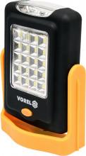 LED svítilna ruční a pracovní VOREL 20+3