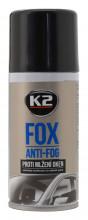 K2 FOX přípravek proti zamlžení oken 150 ml spray