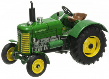 Traktor ZETOR SUPER 50 zelený KOVAP 0385 Z
