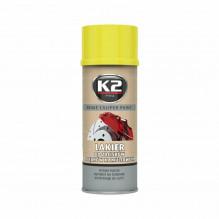 Barva K2 BRAKE CALIPER PAINT na brzdy 400 ml žlutá