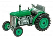 Traktor ZETOR zelený KOVAP 0380