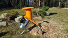 Drtič a štěpkovač VARES SHARK 2,2 kW