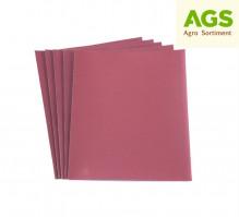 Papír brusný LOBSTER 230 x 280 mm sada 5 ks