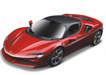 MAISTO RC Ferrari SF90 Stradale 27 Mhz 1:24