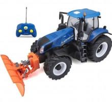 MAISTO RC Traktor NEW HOLLAND T8.320 + radlice