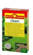 Trávníkové hnojivo startovací LY-100 START WOLF-Garten 2,5 kg