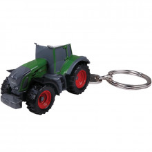 UNIVERSAL HOBBIES UH 5845 Přívěsek na klíček Traktor FENDT 939 VARIO 1:128