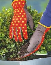 Rukavice pracovní GH-BA 8 WOLF-Garten