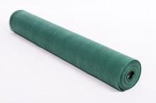 Síťovina stínící PE světle zelená 110 g 1,5 x 100 m