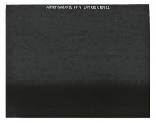 Athermické sklo zelené 90 x 110 mm