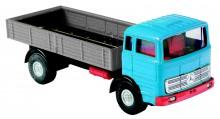 Auto MB valník modrý