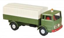 Auto MB valník vojenský zelený