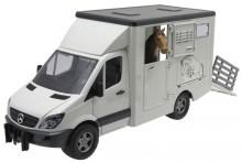 Auto MERCEDES SPRINTER převoz koní