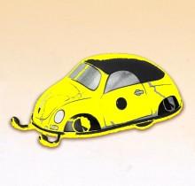 Auto PORSCHE 356 CABRIO žluté