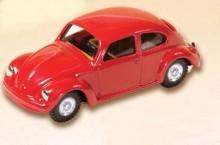 Auto VW BROUK 1200 červený