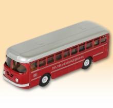 Autobus červený KOVAP 0496