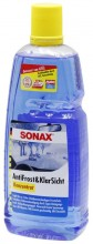 Kapalina do ostřikovačů zimní SONAX 1L koncentrát