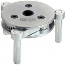Klíč na filtry KS TOOLS 3 ramenný 80-120 mm