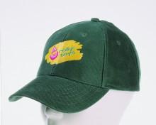 Čepice kšiltovka dětská ROLLY TOYS zelená