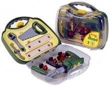 Kufřík s dětským nářadím BOSCH MINI