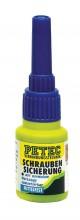 Lepidlo PETEC 91010 Zajištění šroubů střední 10 g