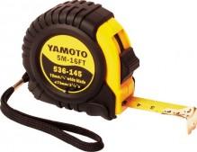 Metr svinovací 3 m YAMOTO