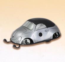 Auto PORSCHE 356 CABRIO stříbrné