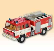 Auto TATRA 815 hasiči
