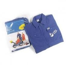 Kombinéza pracovní dětská ROLLY TOYS modrá