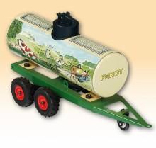 Návěs fekálový traktorový FENDT
