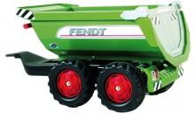 Návěs traktorový kontejnerový FENDT za šlapací traktory ROLLY TOYS