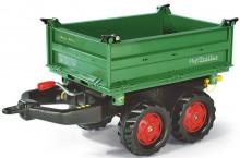 Návěs traktorový FENDT MEGA TRAILER za šlapací traktory ROLLY TOYS