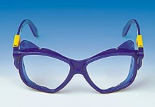 Ochranné brýle OKULA B B40 SVAR 5 modré