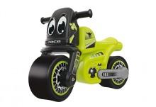 Odrážedlo Motorka BIKE RACING BIG zelená