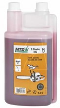 Olej MTD 2 STROKE 1L do 2 taktních motorů