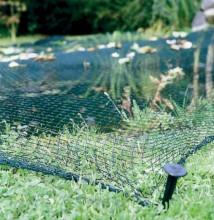 Upevňovací zahradní plastový klín sada 10 ks
