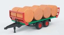 Přepravník na kulaté balíky BRUDER 02220