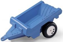 Návěs FARMER za šlapací traktory ROLLY TOYS modrý