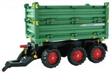 Přívěs sklopný FENDT MULTI TRAILER za šlapací traktory ROLLY TOYS