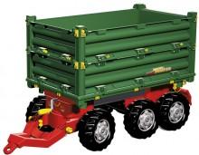Přívěs sklopný ROLLY MULTI TRAILER za šlapací traktory ROLLY TOYS
