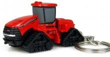 Přívěsek na klíček Traktor CASE QUADRAC 600 UNIVERSAL HOBBIES UH 5595