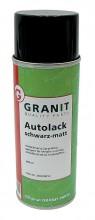 Barva GRANIT WILCKENS 400 ml černá matná