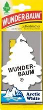 Stromeček papírový WUNDER-BAUM ARCTIC WHITE