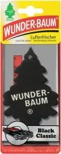 Stromeček papírový WUNDER-BAUM BLACK