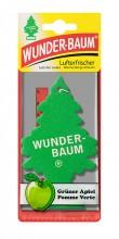 Stromeček papírový WUNDER-BAUM ZELENÉ JABLKO