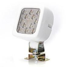 Světlomet diodový pracovní LED 12/24V bílý WAS 697